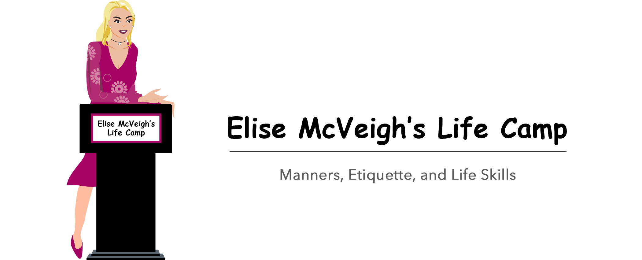 Elise McVeigh's Life Camp
